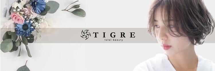 ティグル テンジン(TIGRE tenjin)のサロンヘッダー