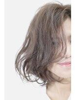 ツリー(Tree. Hair & Spa)夏にオススメ!モノトーンアッシュ