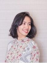 ムード 金沢文庫 hairdesign&clinic mu;d大人ヘルシーボブ