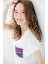 ルーチェ ジユウガオカ(RUCE ~iyugaoka)~RUCE~朝の髪型にお悩みの女性必見♪大人可愛いパーマロング!