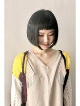 ニコ(Nico.)ベーシックの中にデザインを 和風モードスタイル