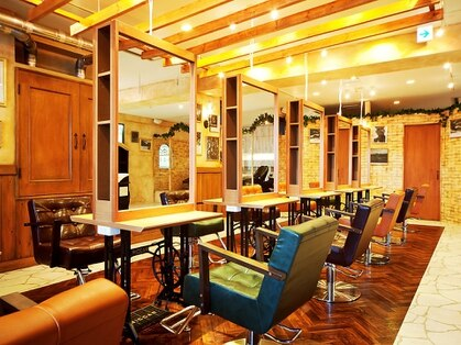 オーブ ヘアー ティアラ 名古屋2号店(AUBE hair tiara)の写真