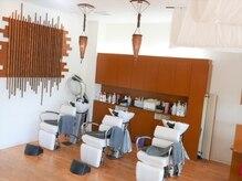 美容室 バンブー(BAMBOO)の雰囲気(リラックスできるオゾンスパがおススメです)