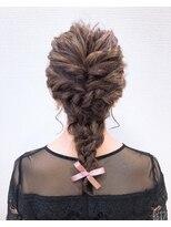 アドゥーヘア ヴィス(A do hair vis)結婚式ヘアアレンジ