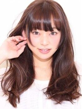 クロノスロウリー(chronoslowly)の写真/【tokioトリートメントで輝く美髪!】どんなスタイルもベースとなる髪の質が大切!ダメージへアのケアに◎