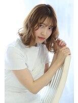 ヘアリゾート ブーケ(hair+resort bouquet)bouquet星野☆外国人風ミルクベージュ