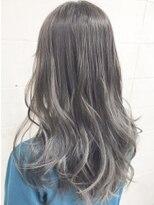 シェリー(sherry)マーメイドアッシュグレージュグラデーションカラー暗髪美肌温感