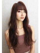 ロココ(hair design rococo)【rococo】大人かわいい無造作ウェーブ