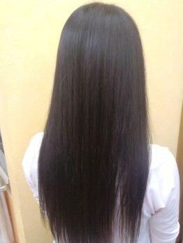 美容室 スキップ(Skip)の写真/ナチュラル~しっかり伸ばしたい方まで!1人1人の希望に合わせた施術方法で、髪のお悩みを解決☆