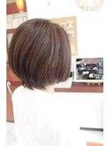 ジップヘアー(ZipHair)Zip Hair ★くびれハンサムショート★