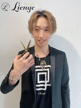 ヘアーアート リアンジュ(hair art Lienge)橋本 恵太