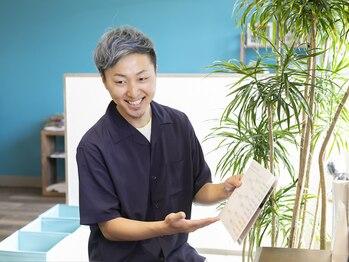 コリコヘアースタジオ(KORICO Hair Studio)の写真/丁寧なカウンセリングでお悩みを相談しやすい!!頭皮とヘアケアに関するアドバイスをしっかりいたします♪