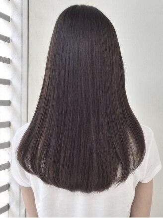 マリス オモテサンドウ(MARIS OMOTESANDO)の写真/さらりとなびく髪の秘訣は【MARIS】のストレート。天使の輪が髪に宿り、毎日キレイなノンストレスヘアに☆