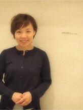アロマヘアールーム 新宿店(AROMA hair room)佐野 ユカ
