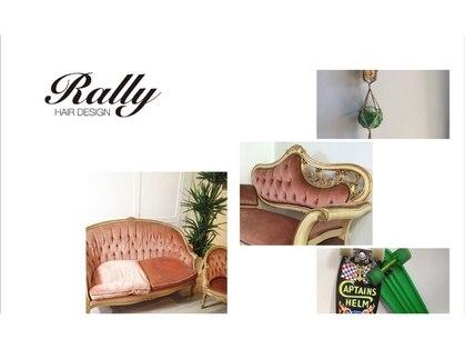 ラリー(Rally)の写真