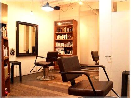 デンヘアデザイン(DEN hair design)の写真