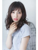 ジーナフクオカ(Zina FUKUOKA)☆Zina☆夏髪!こなれカールスタイル♪3