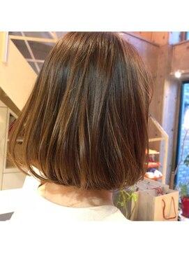 ラ カスタ ヘアスタイリスト クラブ(La CASTA hair stylist club)ワンカールボブ