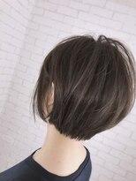 ヘアーガーデンロルド(hair garden Rold)ふんわりエアリーボブ