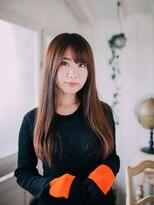 【GrandChariot 笹塚】艶髪ストレート