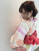 【Style】浴衣ヘアアレンジ