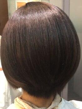 リヴェールの写真/【瑞穂区/桜山】癖やダメージで思い通りにならない髪にストレスをお持ちの方は最先端の縮毛技術を試して!!