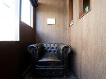 美容室クローバーの雰囲気(《内観》待合スペース♪)