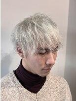 クラク 羽根木店(kuraku)【カラーリスト鈴木オリジナル】シルバーカラー