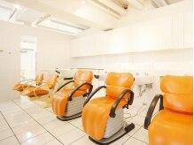 ビューティースタジオ ビッグモア 中居店(Beauty Studio BIG MORE)の雰囲気(シャンプー技術に自信あり。心地良い時間をお届けします♪)