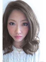 ドアー ヘア ラテ(Door hair.latte)外国人風ラテカラー☆