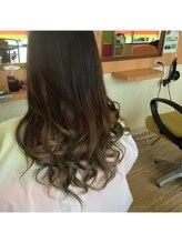 ツヤ髪&サラ髪キャンペーン