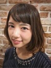 トモリヘアルーム (tomori Hair room)ふんわり・柔らかグラデーションカラー&ニュアンスウェーブ