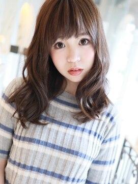前髪のありとなしの印象の違い|似合う顔型・アレンジ4例