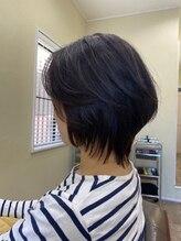 ルシア ヘア(Lucia hair)ミディアムレイヤー