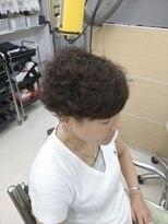 ヘアープラン チョイス 上連雀店(Hair Plan CHOICE)カーリーヘア