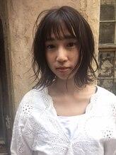 ヘアメイクビューティフル(hair make beautiful)ふんわりニュアンスパーマ