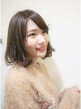ニナヘア(nina hair)【ninahair】×エアリーボブ