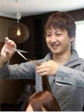 ヘアーメイクリベルテ(Hair Make Liberte)高田 昌明