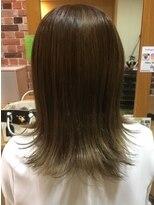 アーティカルヘア(ARTICAL HAIR)透け感☆ 【外はねミディ】