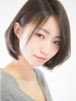 プトゥリ(Putri)の写真/頭皮や髪に優しい薬剤【オキシロンカラー】使用。繰り返し染めたい方をサポート致します。