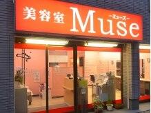 ミューズ 新所沢東口店(Muse)の雰囲気(新所沢駅徒歩2分!!赤い外観が目印です☆)