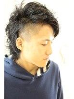 ヘアーグランデシーク(Hair Grande Seeek)Seeek Style☆men'sハード2ブロック