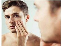 「メンズオンリーサロン」のこだわり。大人の男性が「カッコよくありつづける」ためのメニューが豊富☆