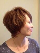 美容室シオン 文化の森ヒルズ店(sion)お手入れ簡単☆ふんわりショート