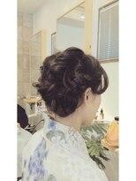 ルードゥス ヘアーデザイン(Ludus hair design)編み込みMIX