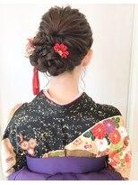 【Neolive cetla 新宿】ヘアアレンジ☆卒業式