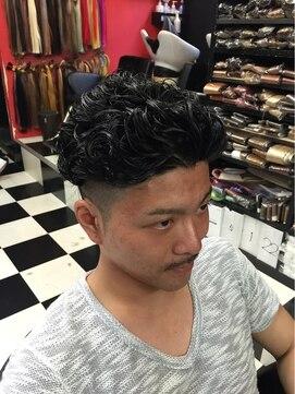 髪型 宮城 リョータ