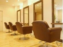 アリュール(Allure)の雰囲気(座りやすい椅子です♪)