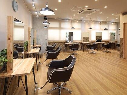 アグ ヘアー リング 花園店(Agu hair ring)の写真