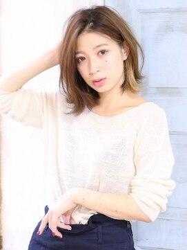 ジュール(Jule)【Jule】☆外ハネボブ/インナーカラー/ひし形ボブ☆